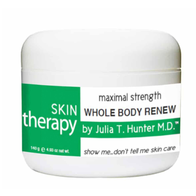 Julia Hunter body renew