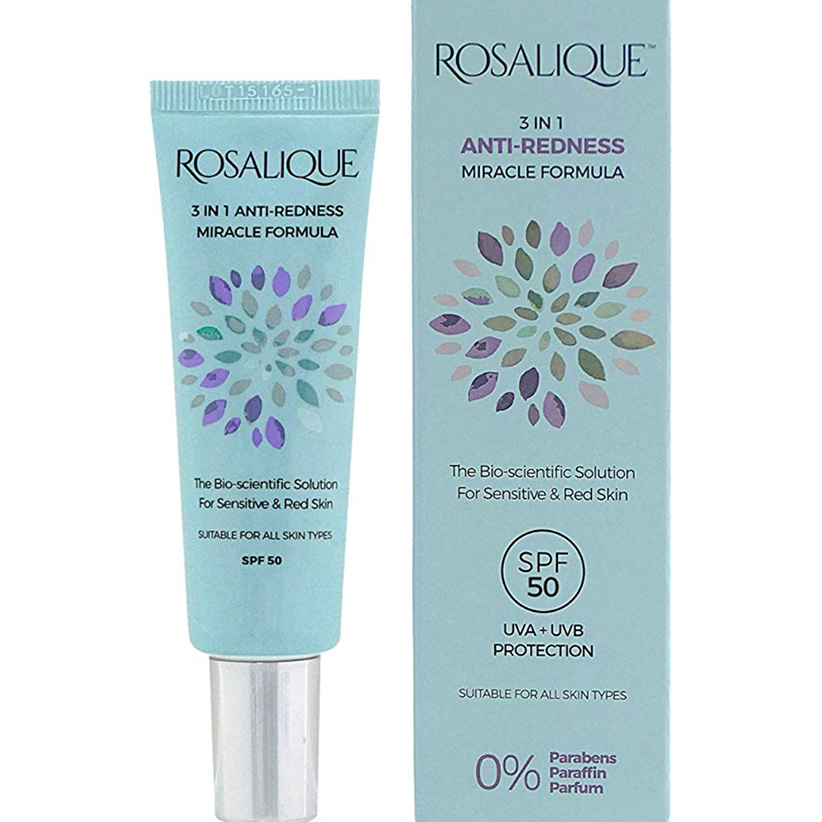 Anti-redness miracle formula