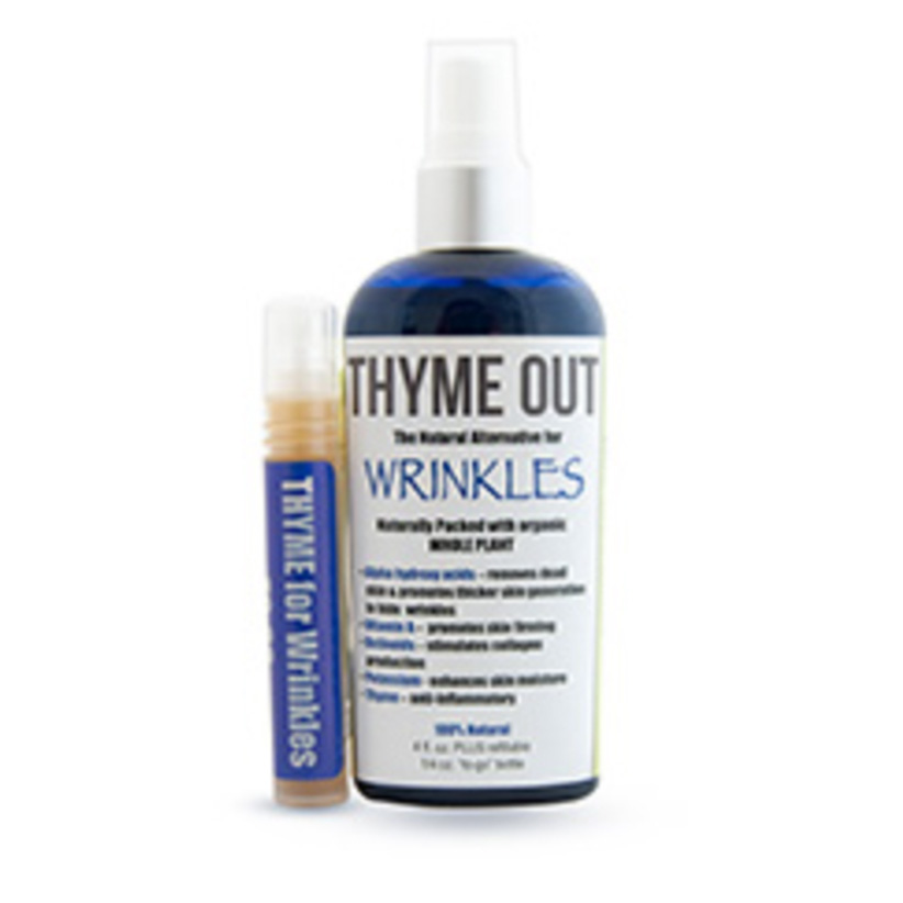 Thyme Out For Wrinkles