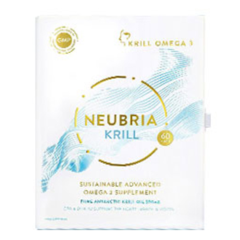 Neubria Krill Oil - For Omega 3
