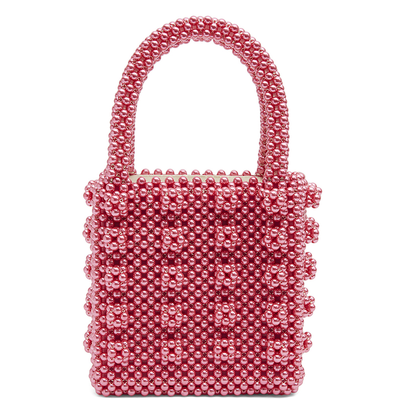 Shrimps Antonia Classic Faux Pearl Bag
