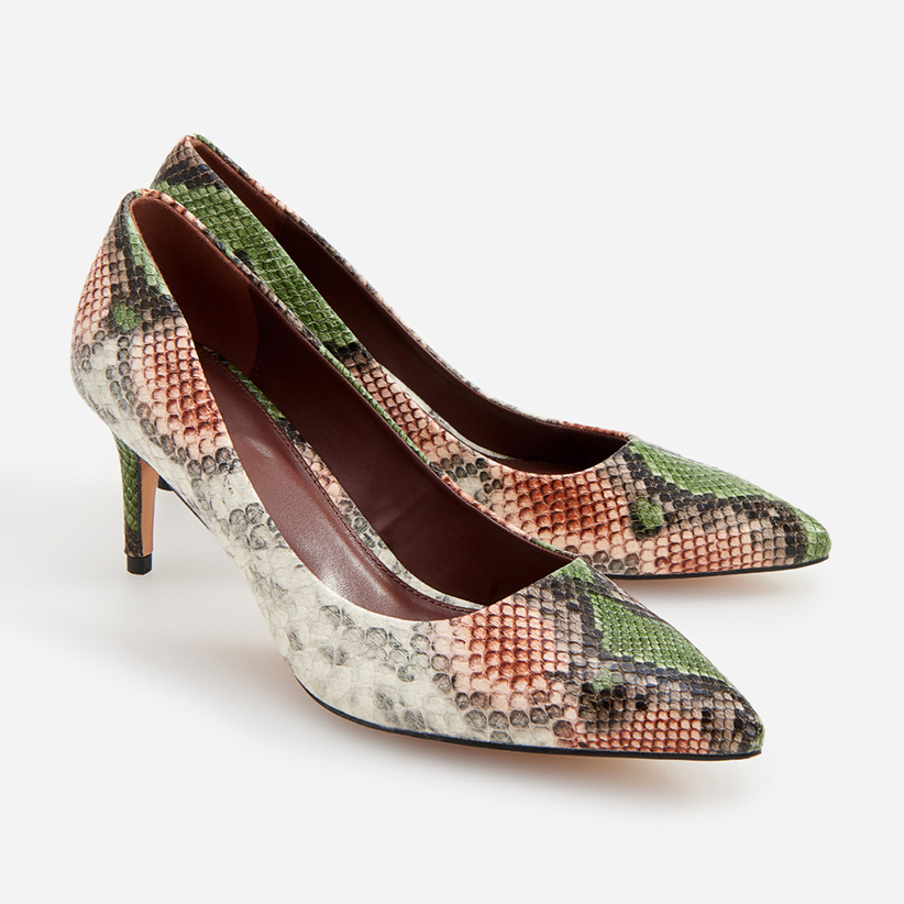 Snakeskin Shoes