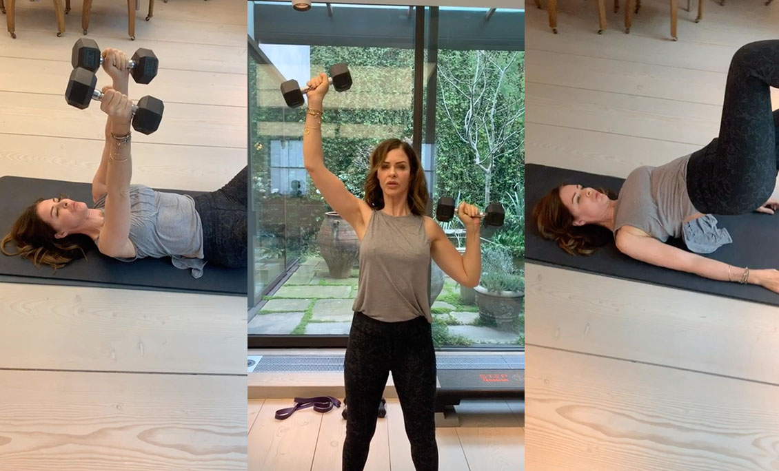 Natalie Workout I