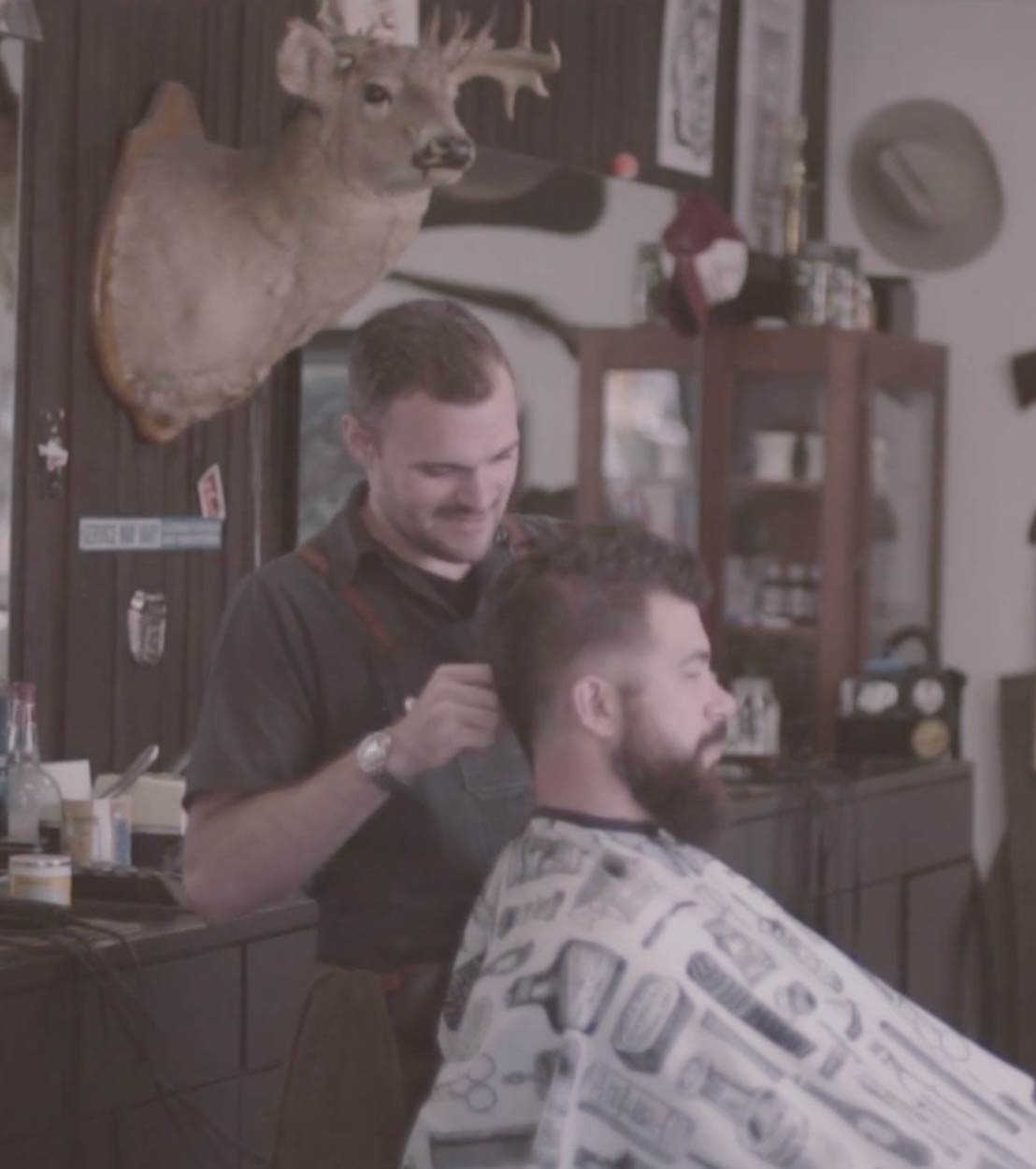 Crown Barbershop | SmallWorld