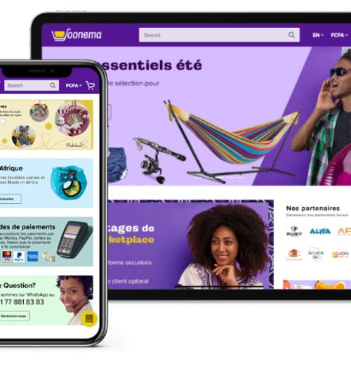 International E-commerce Development