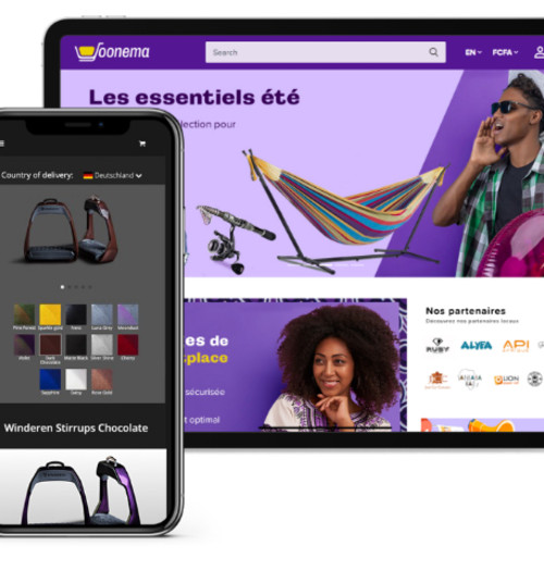 E-commerce Marketplace Development