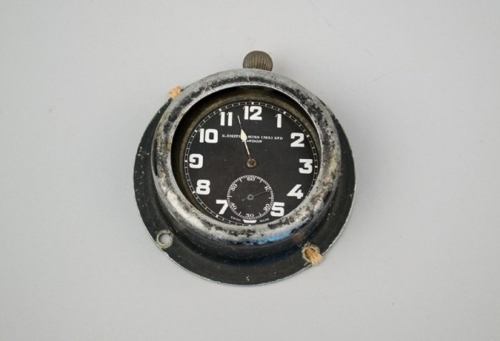 Stopwatch, 2017.45.3. Museum of Transport and Technology (MOTAT).