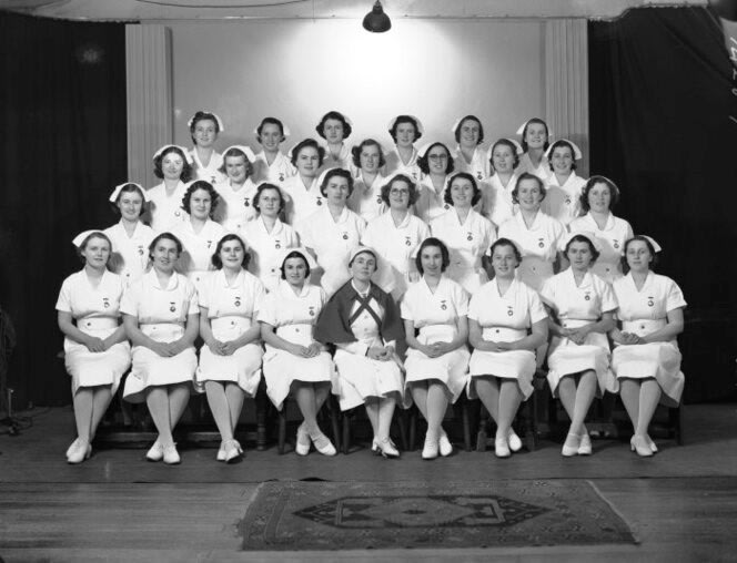 dental nurses 1941