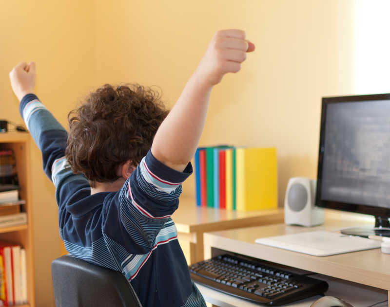 Kids and coding is more than a fad
