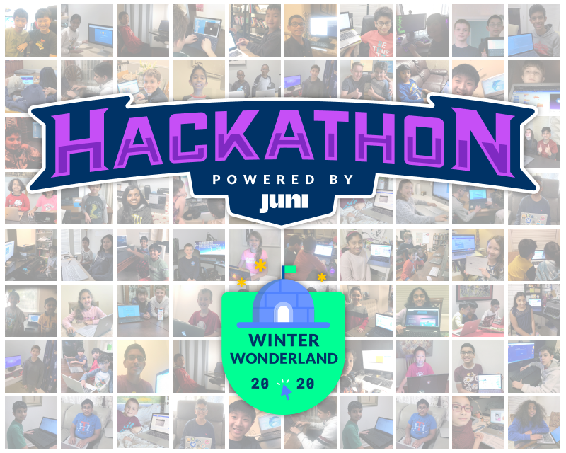 Juni Hackathon Winners: February 2020