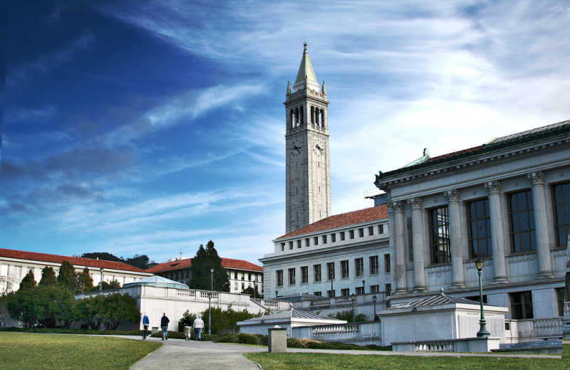 UC Berkeley campus - Credit: https://www.law.berkeley.edu/admissions/jd/the-berkeley-experience/uc-berkeley-campus/