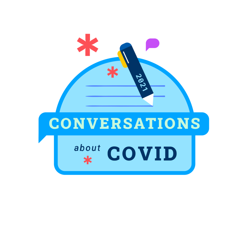 conversations about COVID English Open Challenge