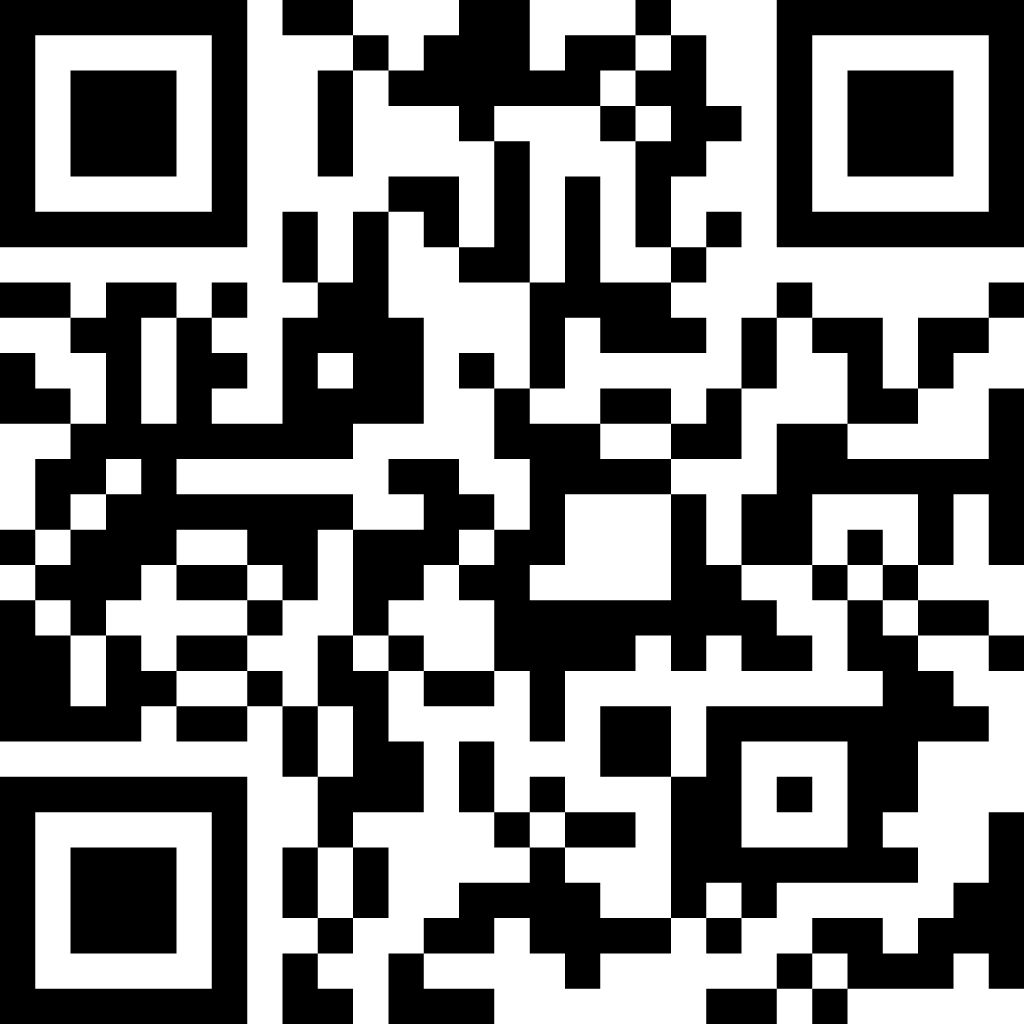 QR code to download app