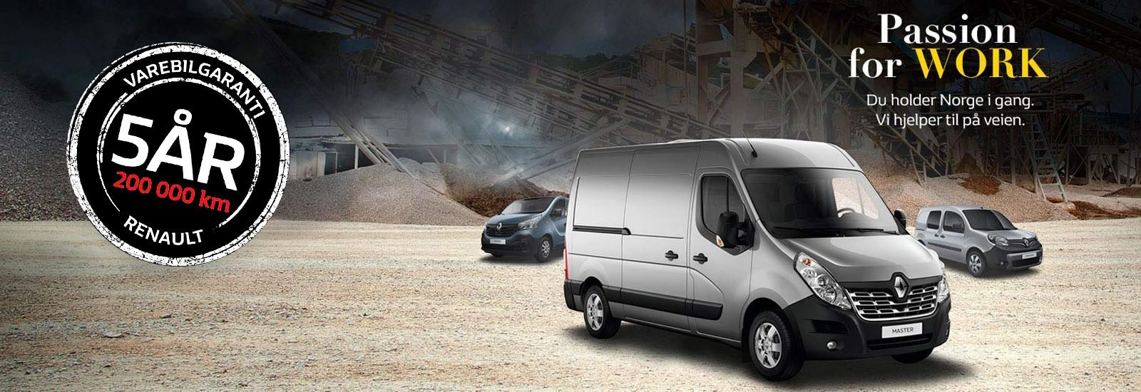 Renault MASTER - Motor Forum - Autorisert Renault-forhandler og