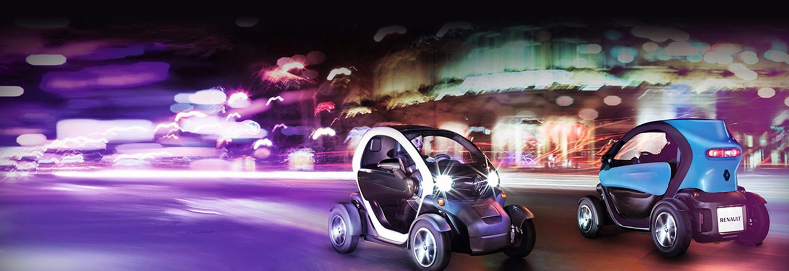 Renault Twizy top