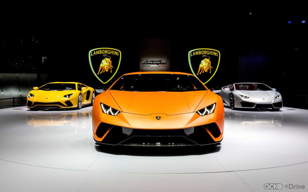 Buy Lamborghini Huracan At The Lowest Price Guaranteed In India