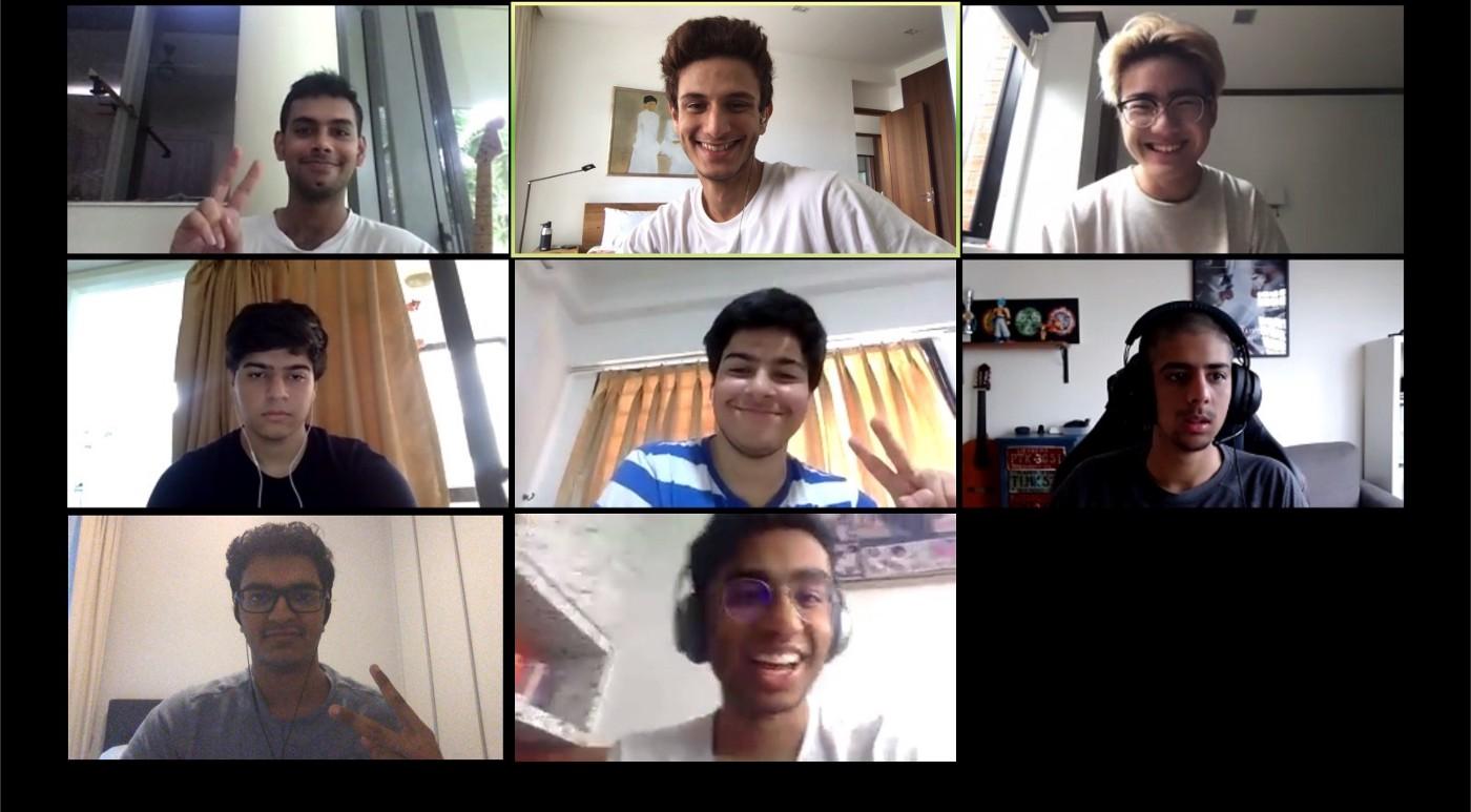 #CodeForCorona Group