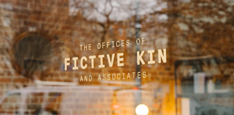 fictive kin office