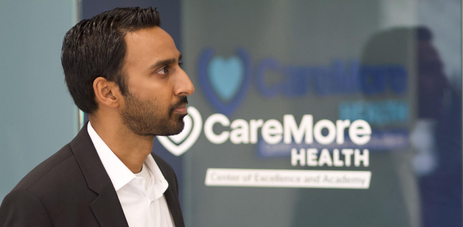 caremore health, Dr. Vivek Garg, CareMore's Chief Medical Officer