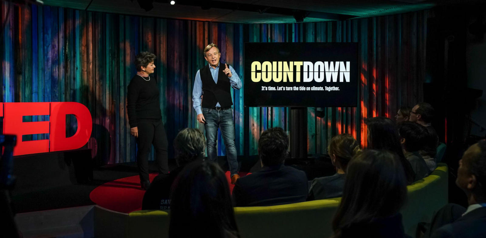 countdown by TED