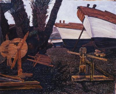 Shipyard Marmaris