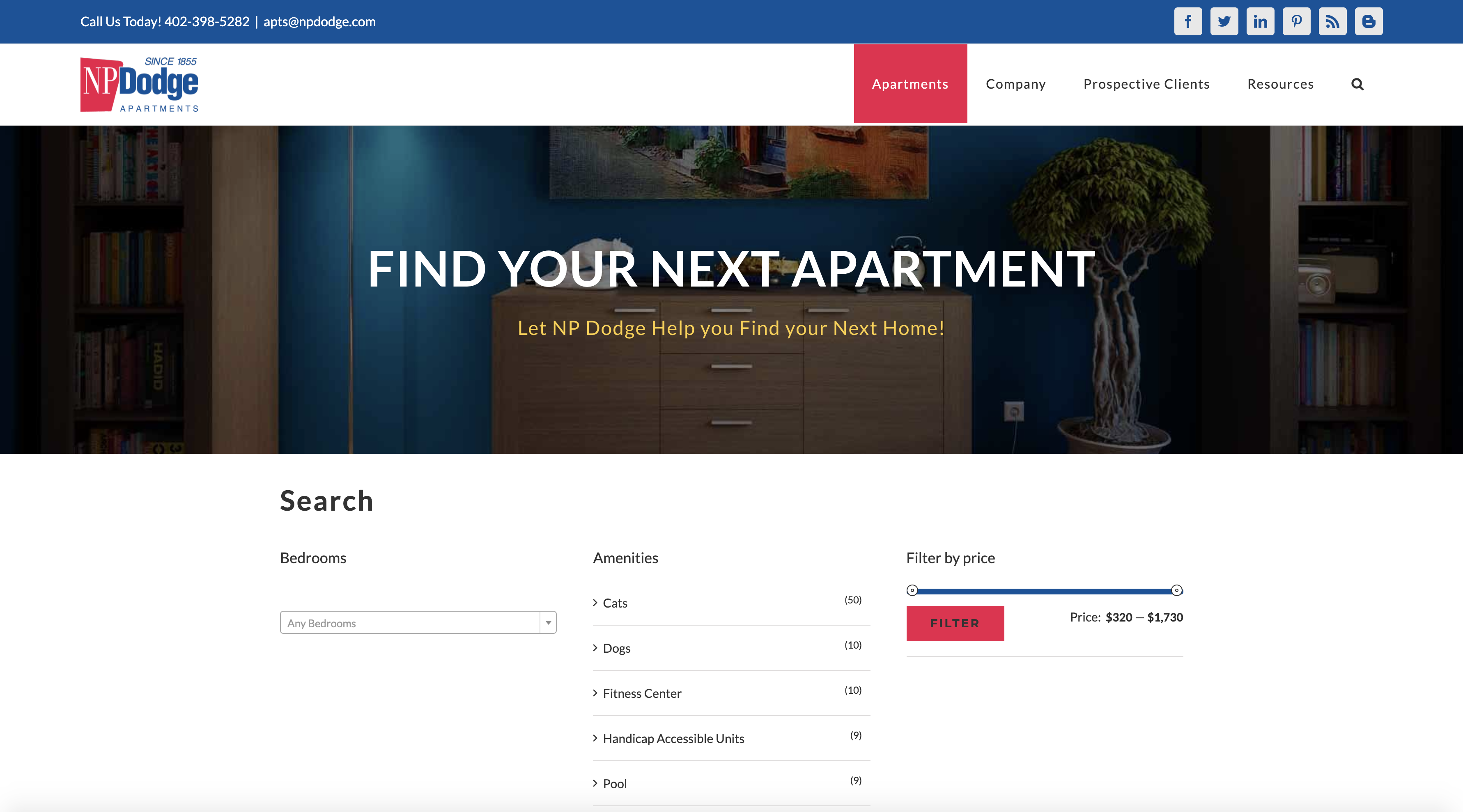 1ApartmentSearch
