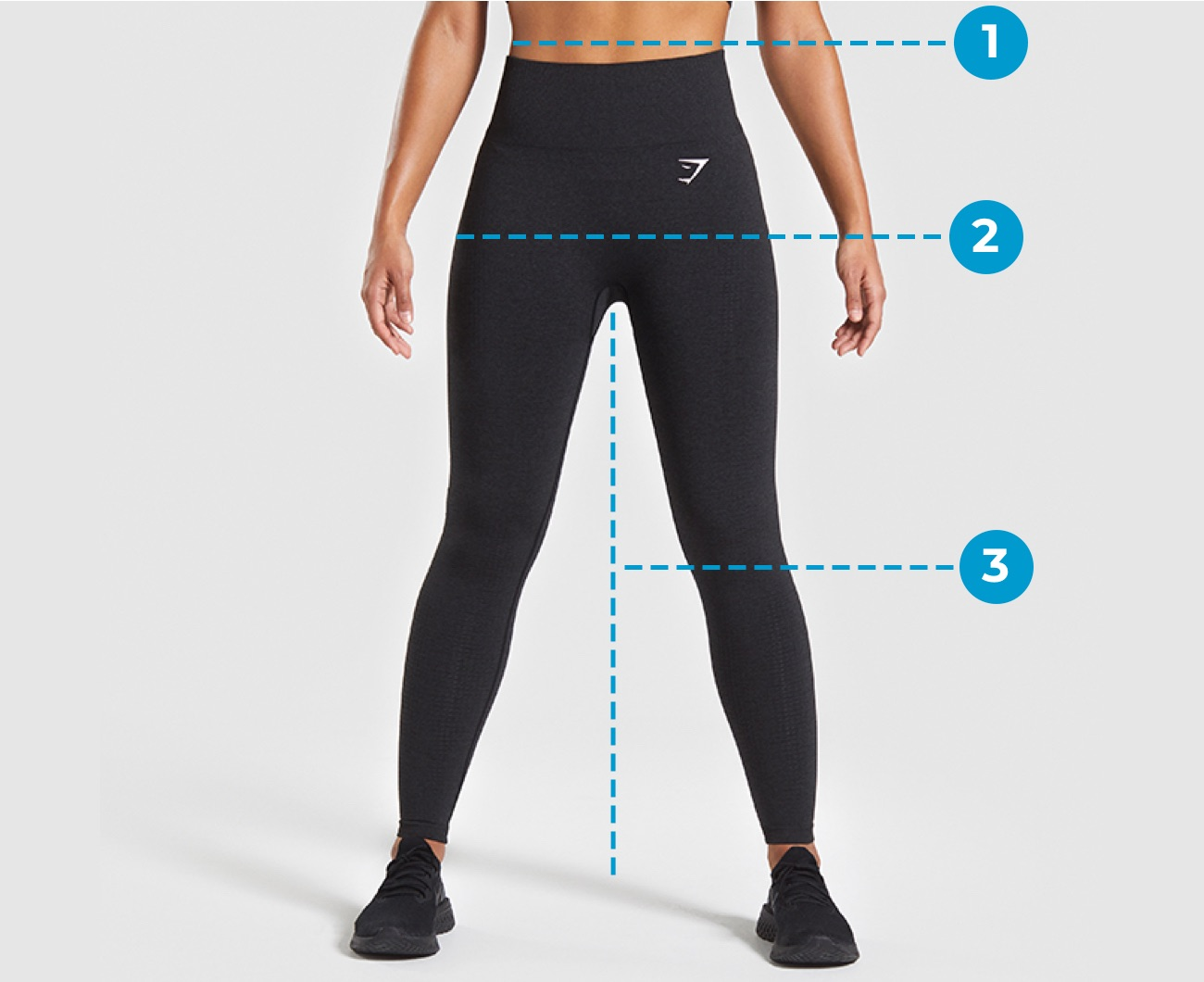 Womens Size Guide Bottoms Markings