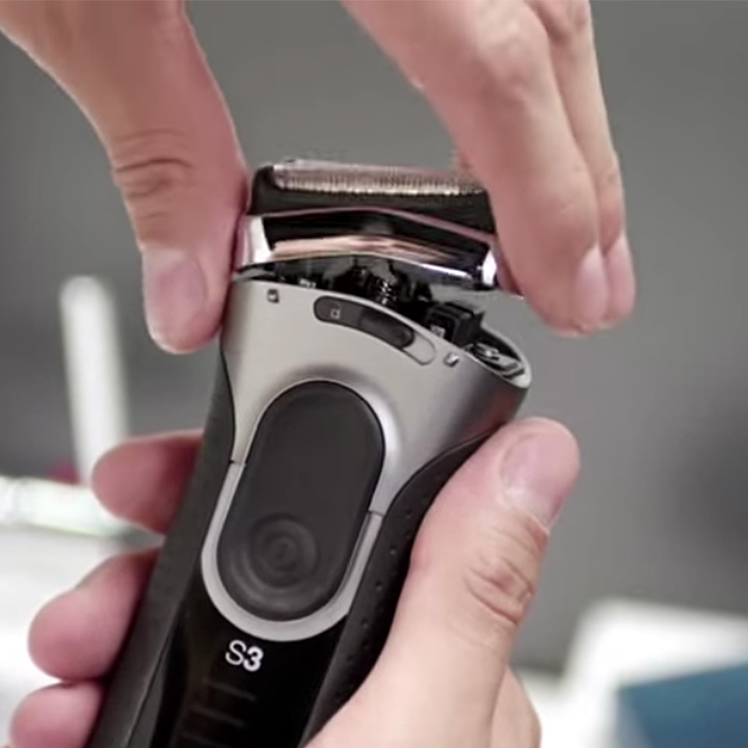 Braun series 3 how to shave and maintain