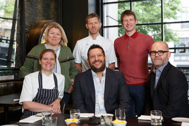 'Make meat a treat' says panel of celebrity chefs