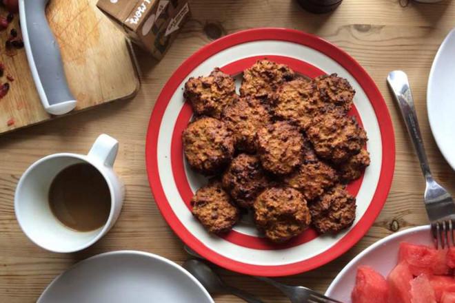 Helathy Protein Cookies