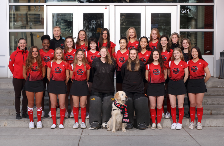 2019 Sr. Field Hockey Team Photo
