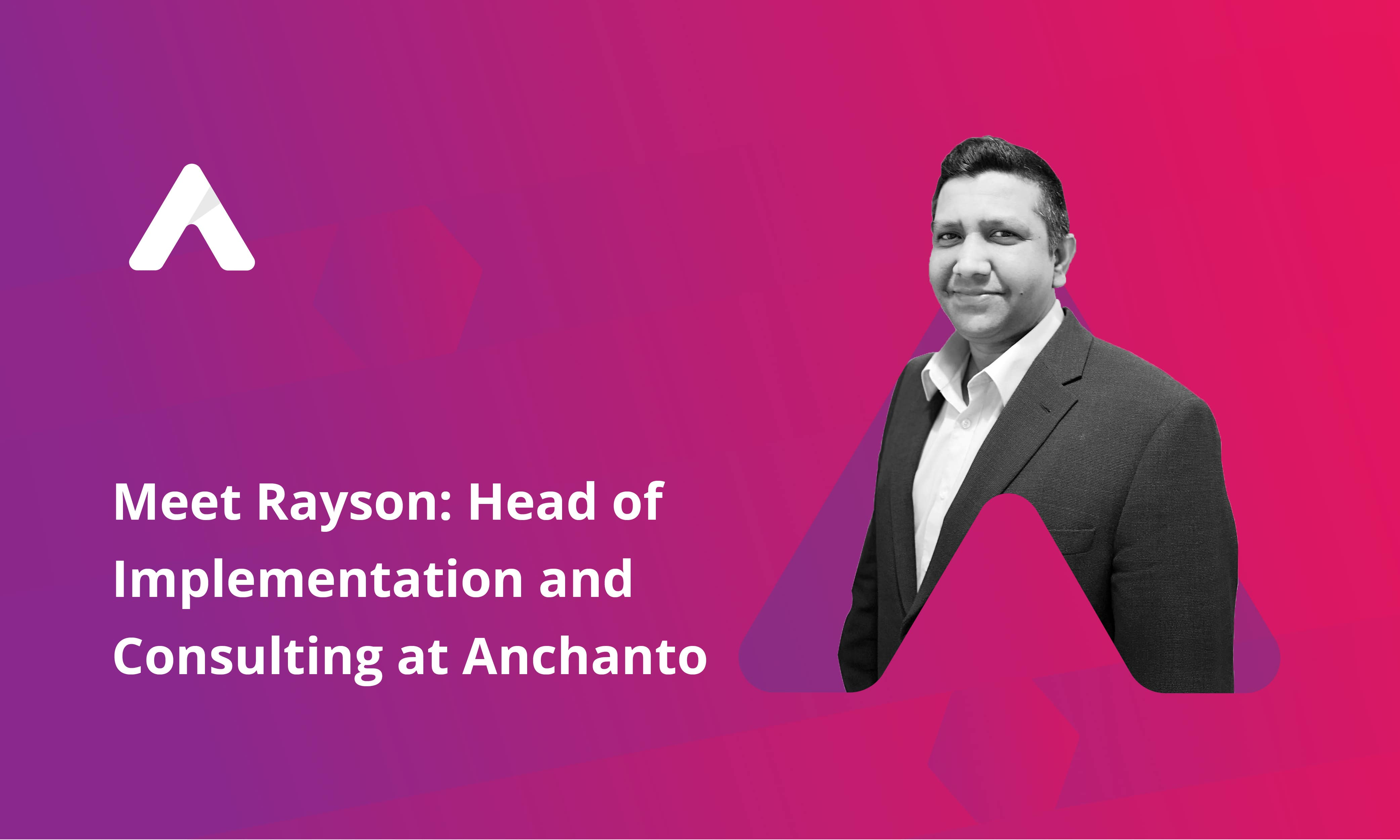 Head of Implementation and consulting at Anchanto