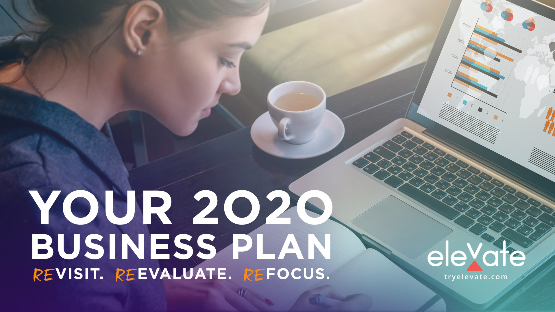 Your 2020 Business Plan: REvisit. REevaluate. REfocus.