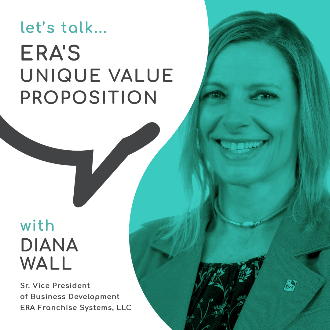 Casual Conversations: Let's Talk ERA's Unique Value Proposition with Diana Wall