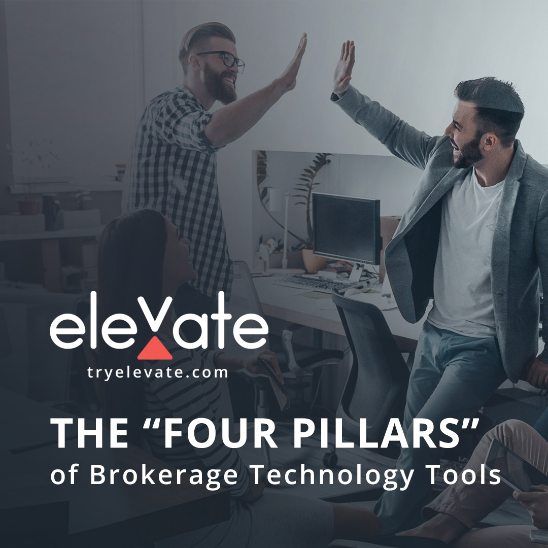 "The ""Four Pillars"" of Brokerage Technology Tools"