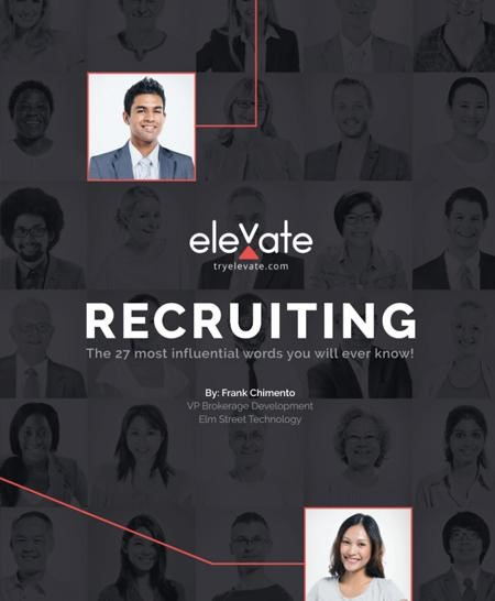 "Download FREE eBook - ""The 27 Most Influential Words That Brokers Should Use In Recruiting"""