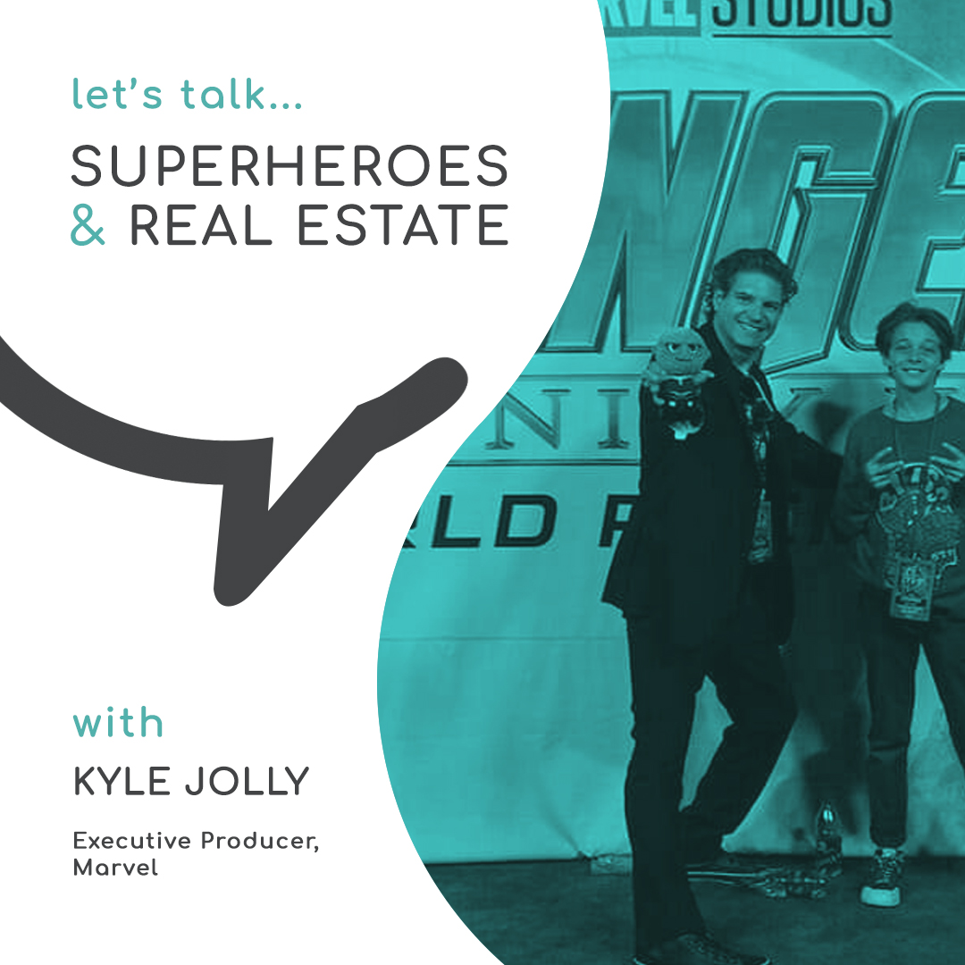 Superheroes & Real Estate with Kyle Jolly, Marvel