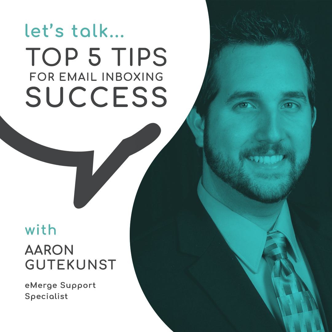 Casual Conversations | Email Inboxing Success with Aaron Gutekunst