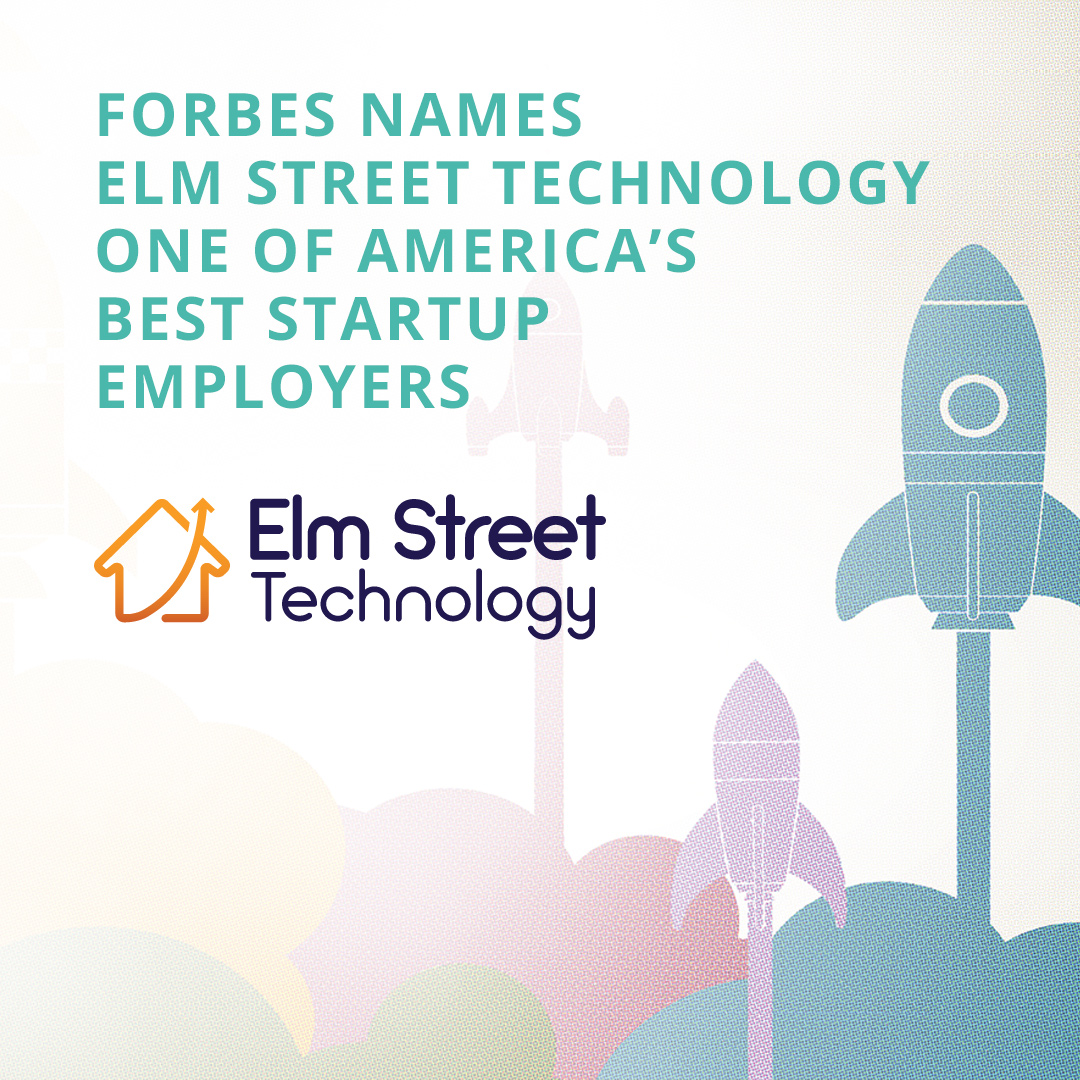 Forbes Names Elm Street Technology a Top Startup 2020