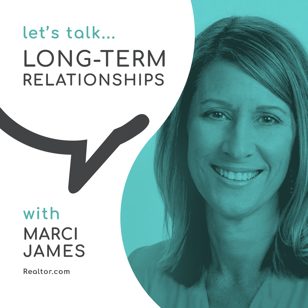 Casual Conversations:  Long-Term Relationships with Marci James