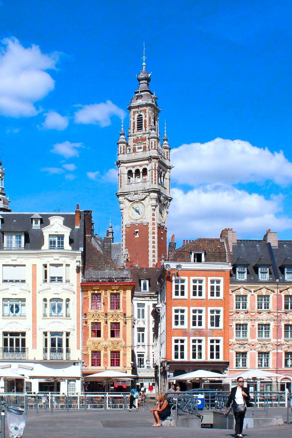Cyclofix à Lille