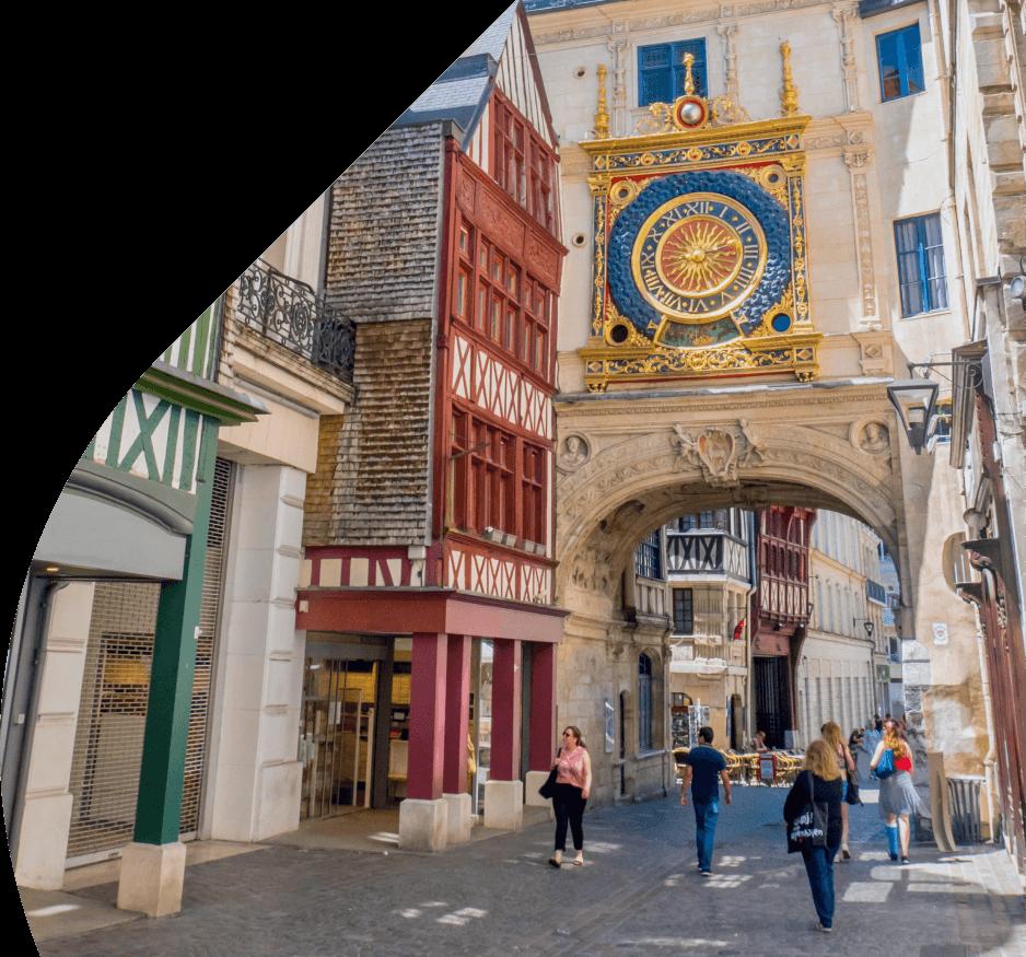 Cyclofix à Rouen