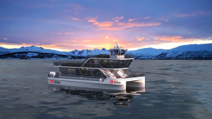 Boat-trip-Svalbard sunset nature Brim Bard grey colours 1920x1080
