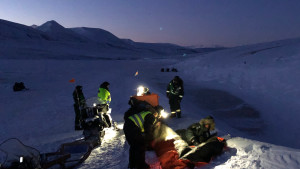 Safety drill safe Hurtigruten Svalbard safety first thumbnail 1