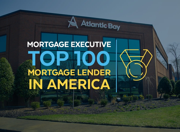 Atlantic Bay Mortgage Group Named a Top 100 Mortgage Lender in America