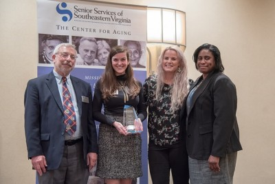 Senior Services of Southeastern Virginia Honors Atlantic Bay for Volunteerism