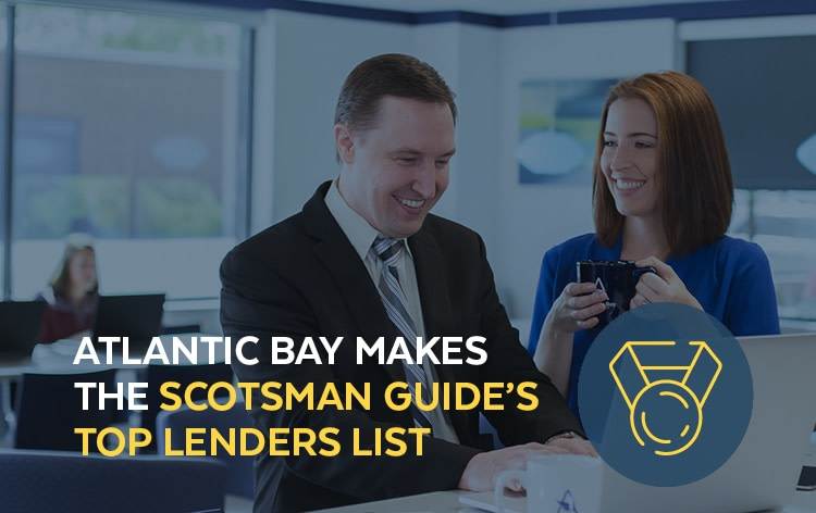 Atlantic Bay Mortgage Group Ranked as a Top Mortgage Lender by Scotsman Guide