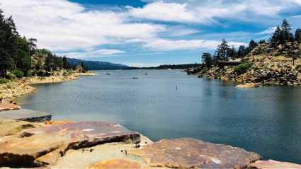 Canva Big Bear Lake