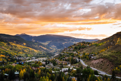 Vail in Autumn