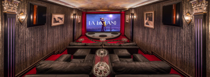 La La Land theater room